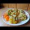 Фото Сладкие мини-тосты с яблоками и корицей