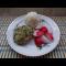 Фото Куриные котлеты со шпинатом