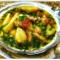 Фото Соус из курицы с картошкой