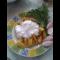 Фото Жаренный картофель со сметанным соусом