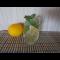 Фото Зеленый чай с мятой и лимоном