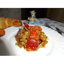 Рецепт: Жаркое из овощей