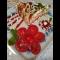 Фото Пицца на заливном тесте с колбасой и прованскими травами