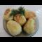 Фото Рисовые котлеты с сосисками