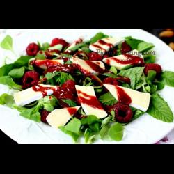 Рецепт: Салат с камамбером