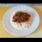Фото Куриные сердечки в соевом соусе и овощами