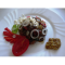 Фото Овощное блюдо с грибами