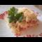 Фото Салат из куриной грудки с овощами