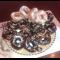 Фото Американские пончики с глазурью