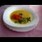 Фото Сырный суп с фаршированным перцем