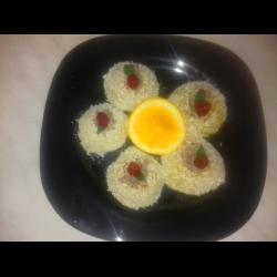 """Рецепт: Цитрусовый десерт """"Апельсиновое чудо"""" !"""