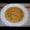 Фото Овощной, томатный суп с рисом