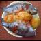 Фото Рыба карась с картофелем