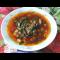 Фото Суп со свеколькой ботвой