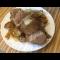 Фото Мясо кабана запеченное