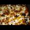 Фото Баклажаны, запеченные с овощами и сыром