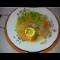 Фото Вкусный рыбный суп из консервы скумбрия