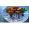 Фото Карамельная груша в бейлисе