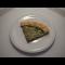 Фото Открытый пирог с рикотой и шпинатом