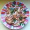 Фото Жареные кабачки, тушеные в сметане с кетчупом
