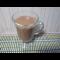 Фото Горячий молочный коктейль