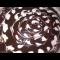 Фото Бисквитный торт со сметанным кремом и глазурью