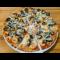 Фото Пицца с креветками