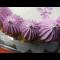 Фото Меренги (безе) для оформления тортов и пирожных с жемчугом