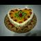 Фото Тортик с фруктами за 15 минут
