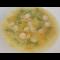 Фото Детский суп с сосисками