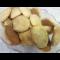 Фото Быстрое печенье на огуречном рассоле