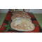 Фото Пирожки из дрожжевого теста с начинкой из картофельного пюре со шкварками