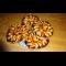 Фото Сладкая пицца на пресном тесте