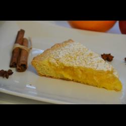 Рецепт: Лимонный тарт