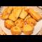 Фото Мафины с колбасой и сыром