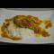 Фото Курица в овощном карри-соусе
