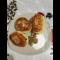 Фото Котлетки картофельные с грибами