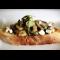 Фото Брускетта с грибами