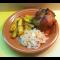 Фото Свиная рулька в соево-медовом маринаде