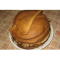 Фото Сырные блины с начинкой