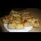 Фото Бисквитное пирожное с грушей