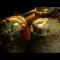 Фото Паста с грибами в тыкве