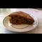 Фото Коврижка сладкая на яблочном пюре