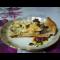 Фото Пицца с грибами и курицей