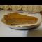 Фото Открытый пирог с фруктовой начинкой