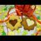 """Фото Печенье """"Звездная парочка"""" ко Дню святого Валентина"""
