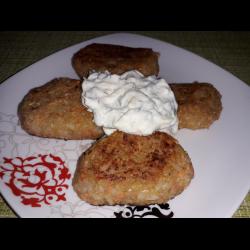 Рецепт: Огуречно-сырный соус