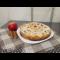 Фото Пирог с яблочно-ореховой начинкой