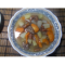 Фото Фасолевый суп с копченым кроликом