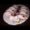 Фото Бисквитные пирожные-панкейки с ароматным цитрусово-сливочным кремом